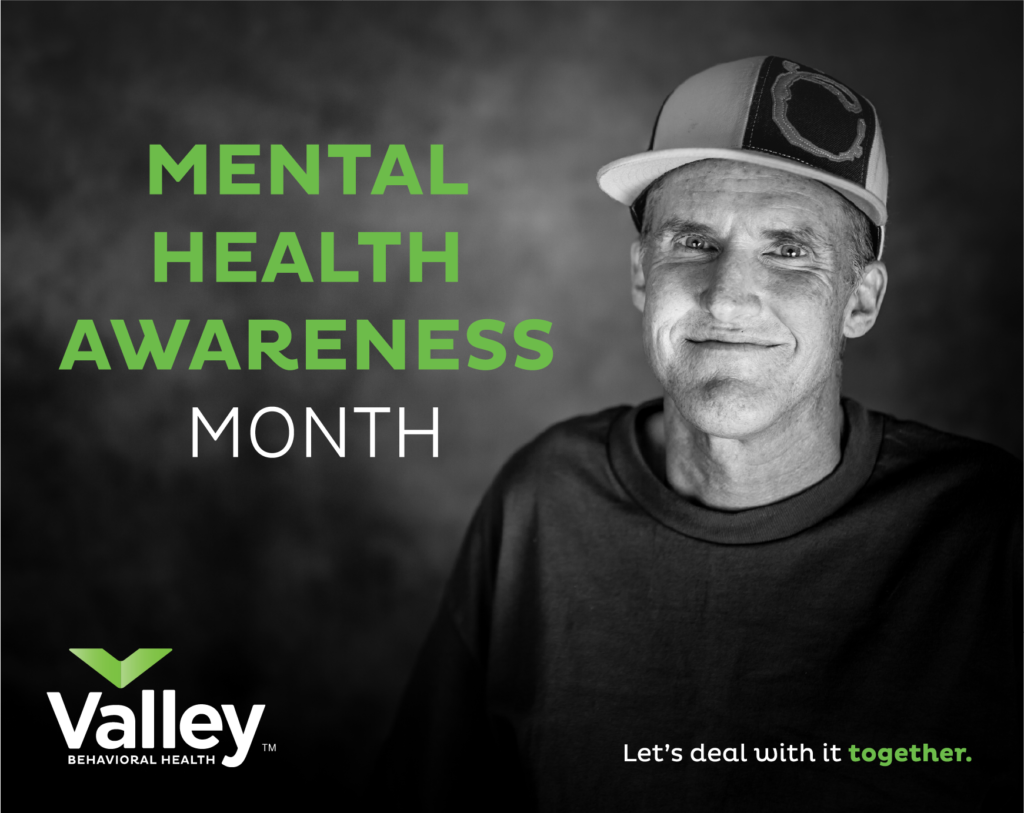 <span>Mental Health</span> Awareness Month